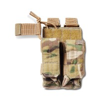 5.11 Double Pistol Bungee Cover Multicam 56386
