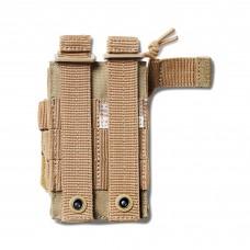 5.11 Double Pistol Bungee Cover Multicam 56386