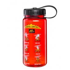 Helikon-Tex TRITAN™ BOTTLE Wide Mouth Campfires (550 ML) - Red/Black