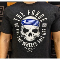41229GR  THE FORGE FLAG TEE