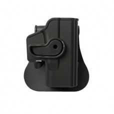 IMI-Z1040 - Polymer Retention Roto Holster for Glock 23/26/27/28/33/36 Gen 4 Compatible