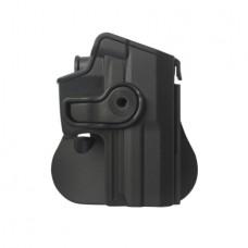 IMI-Z1140-Polymer Holster for Heckler & Koch USP Full-Size (9mm/.40)