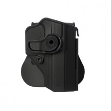 IMI-Z1300 - Polymer Holster for Jericho/Baby Eagle PSL (9mm/.40)