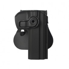 IMI-Z1330 - CZ 75/75 B Compact/75 Omega CZ 85 Holster with Detachable Mag Pouch
