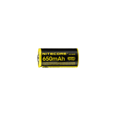 ΜΠΑΤΑΡΙΑ NITECORE RCR123A / USB/ 650mAh-NL1665R