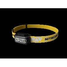 ΦΑΚΟΣ LED NITECORE HEADLAMP NU17, Black