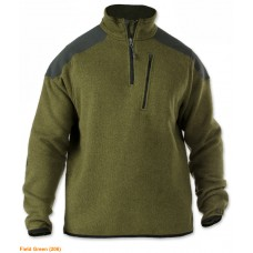 TACTICAL QUARTER-ZIP SWEATER