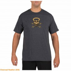 5.11 RECON SHORT SLEEVE T - SKULL KETTLE