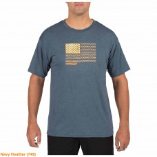 5.11 RECON SHORT SLEEVE T - ROPE READY