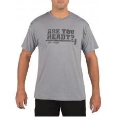 5.11 RECON SHORT SLEEVE T - ARE YOU READY