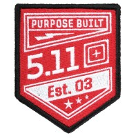 PURPOSE BUILT PATCH