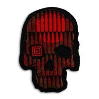Crusty Bullet Skull Patch