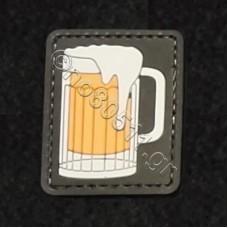 Beer, Αυτοκόλλητο Σήμα από PVC