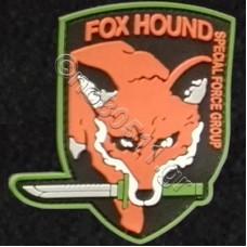 Fox Hound, Αυτοκόλλητο Σήμα από PVC