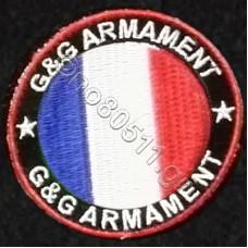 G & G Armament France, Αυτοκόλλητο Σήμα από Ύφασμα