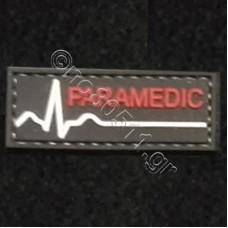 Paramedic, Αυτοκόλλητο Σήμα από PVC