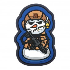 5.11 EMEA Snowmans Land Patch *CHRISTMAS LIMITED EDITION*