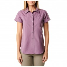61311 WOMEN'S FREEDOM FLEX WOVEN SHORT SLEEVE SHIRT