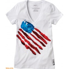 FEATHER FLAG TEE