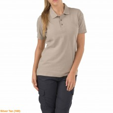 WOMEN'S SHORT SLEEVE UTILITY POLO